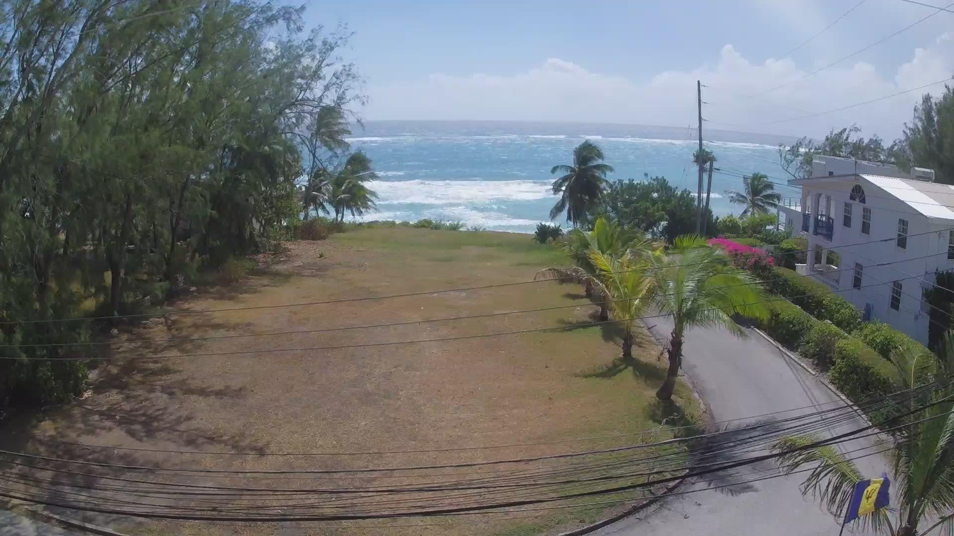 Webcam Silver Sands › South: Blue Ocean Cottage - Studios