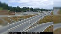 Saanich > South: , Hwy , at Admirals Rd - McKenzie Ave, looking south - Jour