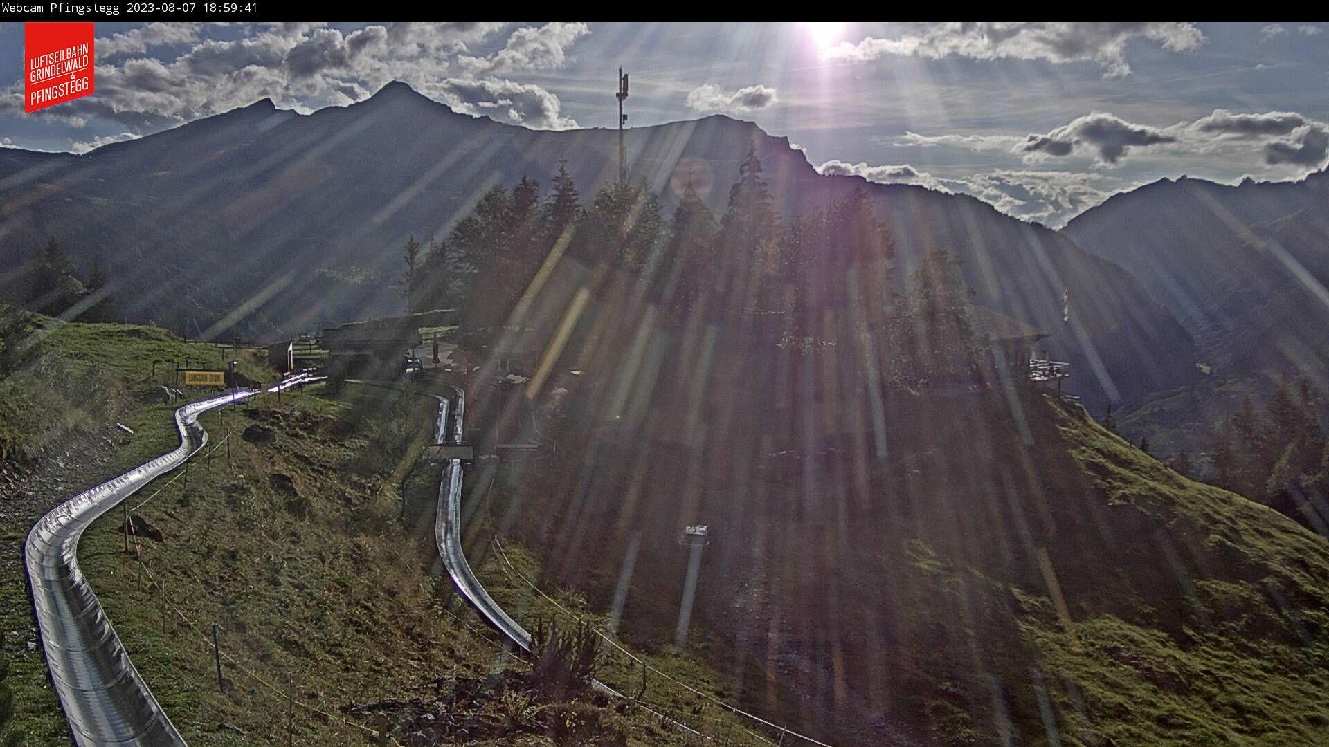 Grindelwald › West: Pfingstegg - Grindelwald Paradise - Kleine Scheidegg - Männlichen - Männlichen