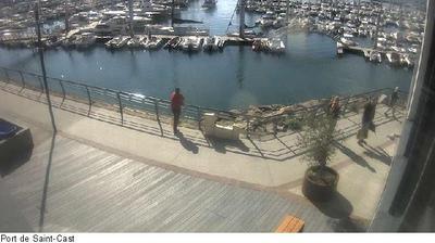 Gambar mini Webcam Ploubalay pada 7:17, Jan 20