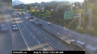West Lynn > North: , Hwy , northend of Ironworkers Memorial Bridge at Fern Street northbound - Actuales