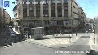 Cortes: PLAZA CANALEJAS - Overdag