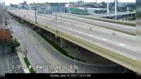 Westown: I- @ James Lovell Blvd - Day time