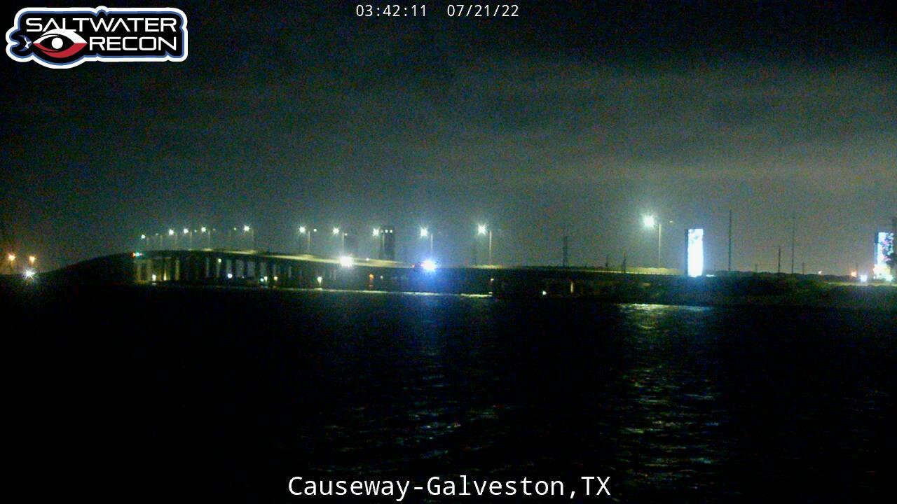Traffic Cam Galveston: Causeway