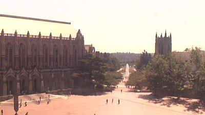 Daylight webcam view from Seattle: University of − Southeast