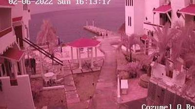 Webcam San Miguel de Cozumel: Scuba Club