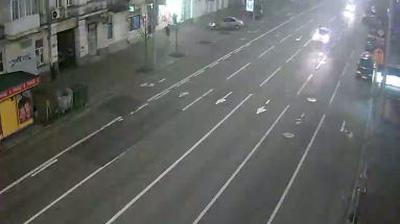 Webkamera Kiev: Saksaganskogo Street (to Center)