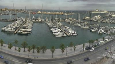 Palma de Majorque: Port de Palma - Palma