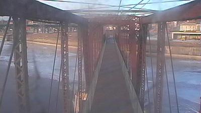 Webcam Pickwick: Wabash Bridge on Wapello County Trails