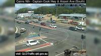 Cairns: North - Captain Cook Highway and Airport Avenue (South)