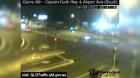 Cairns: North - Captain Cook Highway and Airport Avenue (South) - Current