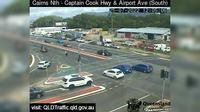 Cairns: North - Captain Cook Highway and Airport Avenue (South) - Dia
