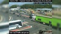 Cairns: North - Captain Cook Highway and Airport Avenue (South) - Jour