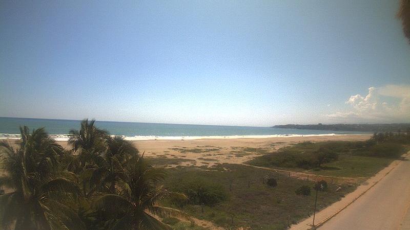 Webcam Puerto Escondido