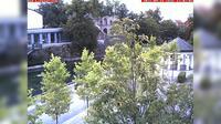 Bad Lippspringe: Blick auf den Arminiuspark - Day time