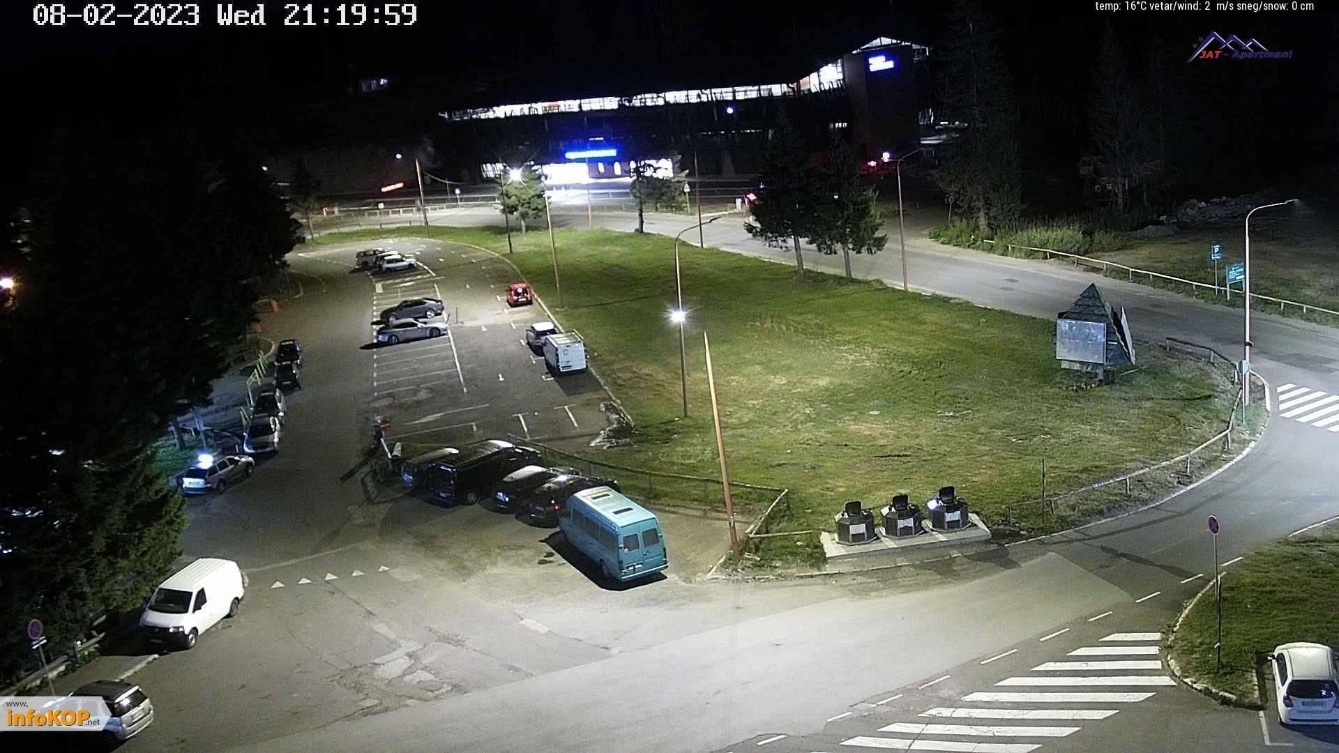 Webcam Kopaonik: JAT Apartmani