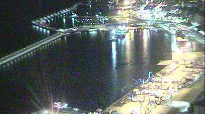 Webkamera Tenerife: puerto de