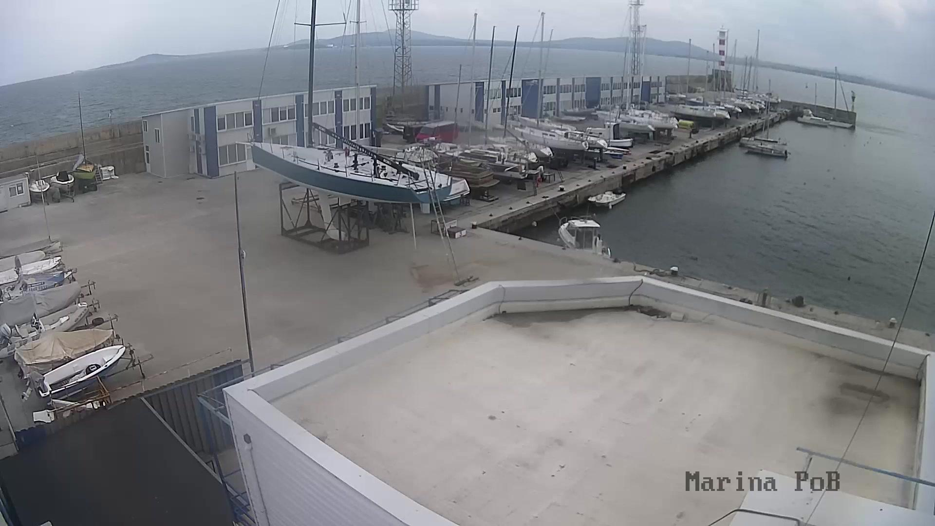 Webcam Burgas › North: › North