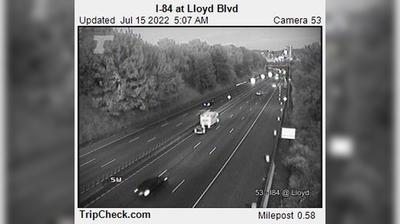 Thumbnail of Portland webcam at 7:16, Mar 3