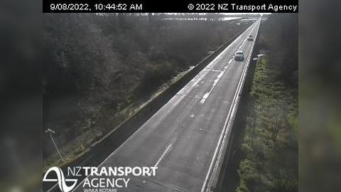 Webcam Rakaia › North: SH1 − Bridge South