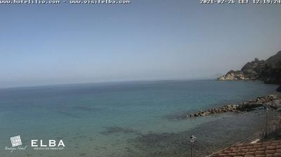 Daylight webcam view from Marciana