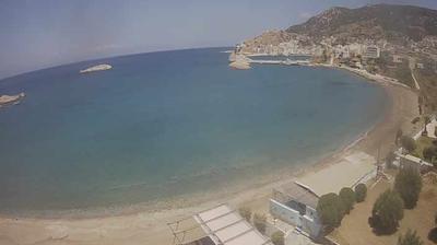 Karpathos Daglicht Webcam Image