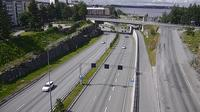 Tampere: Tie - Marjatansilta - Day time
