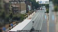 London: A Clapham Rd/Crewdson Rd - Dia