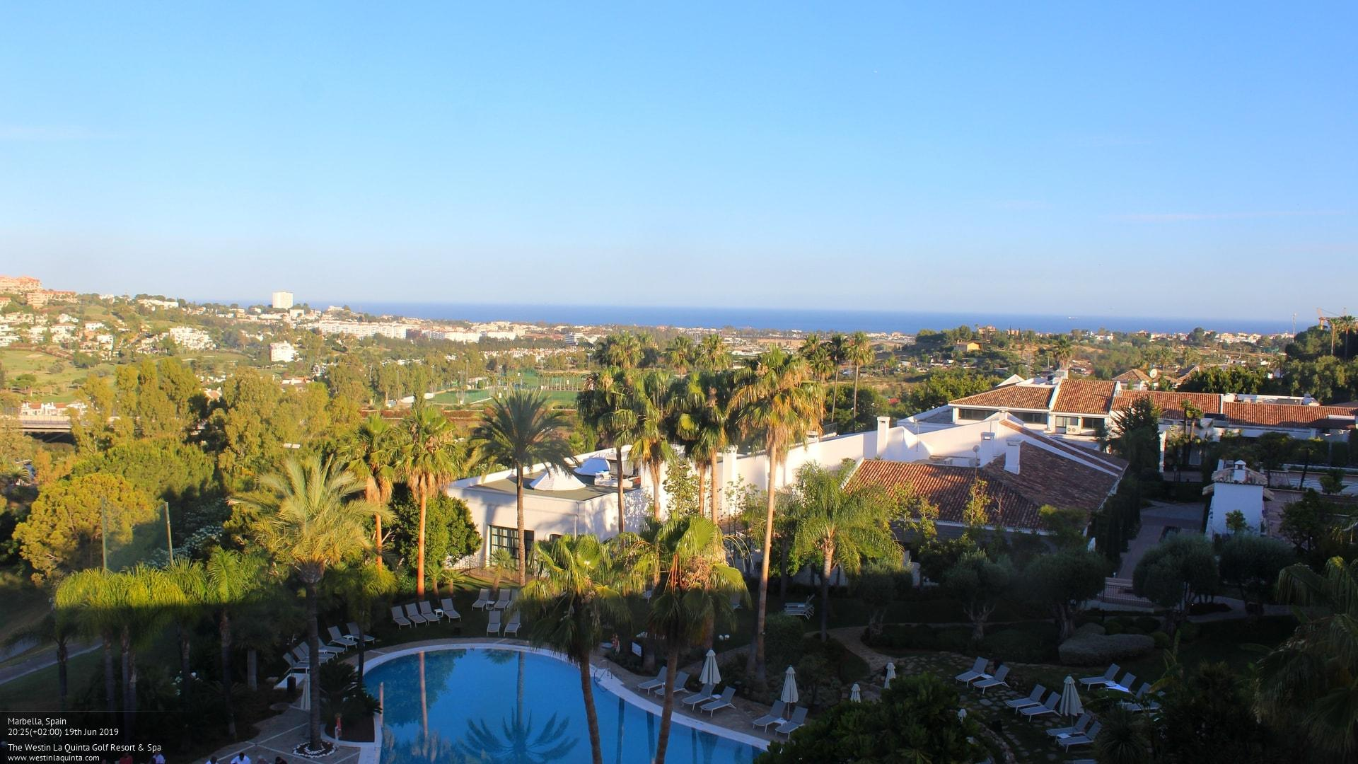 Webcam Marbella: The Westin La Quinta Golf Resort & Spa