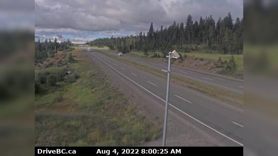 Webkamera Brigade Lake › North: Coquihalla, Hwy 5, about 30