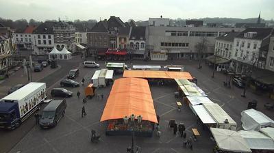 Webkamera Sittard: Markt
