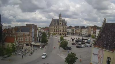 Zottegem Live Webcam - nå
