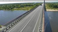 Aziaranski sielski Saviet: Most Pripyat' R . km - Overdag