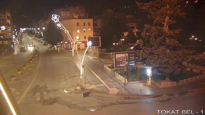 Vignette de Tokat webcam à 6:53, mars 5