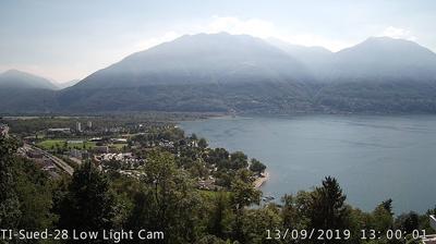 Minusio: Mondacce - Mondacce Lago Maggiore/TI Richtung Süd