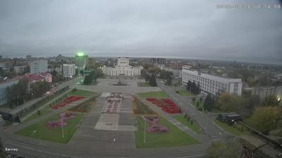Vista actual o última desde Semipalatinsk: Семей Восточно Казахстанская область, Казахстан
