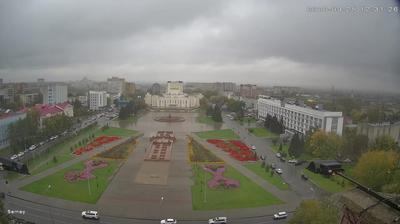 Daylight webcam view from Semipalatinsk: Семей Восточно Казахстанская область, Казахстан