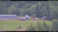 Horni Becva: Ski are�l U Sachovy stud�nky - Sachova stud�nka - Day time