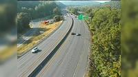 Waterbury › South: CAM  Naugatuck RT  SB Exit - Rd - Day time