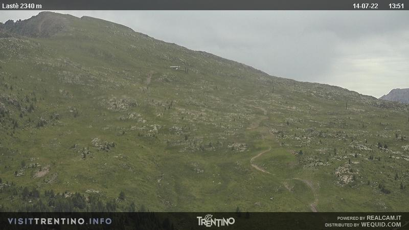 Webcam Bellamonte: Alpe Lusia