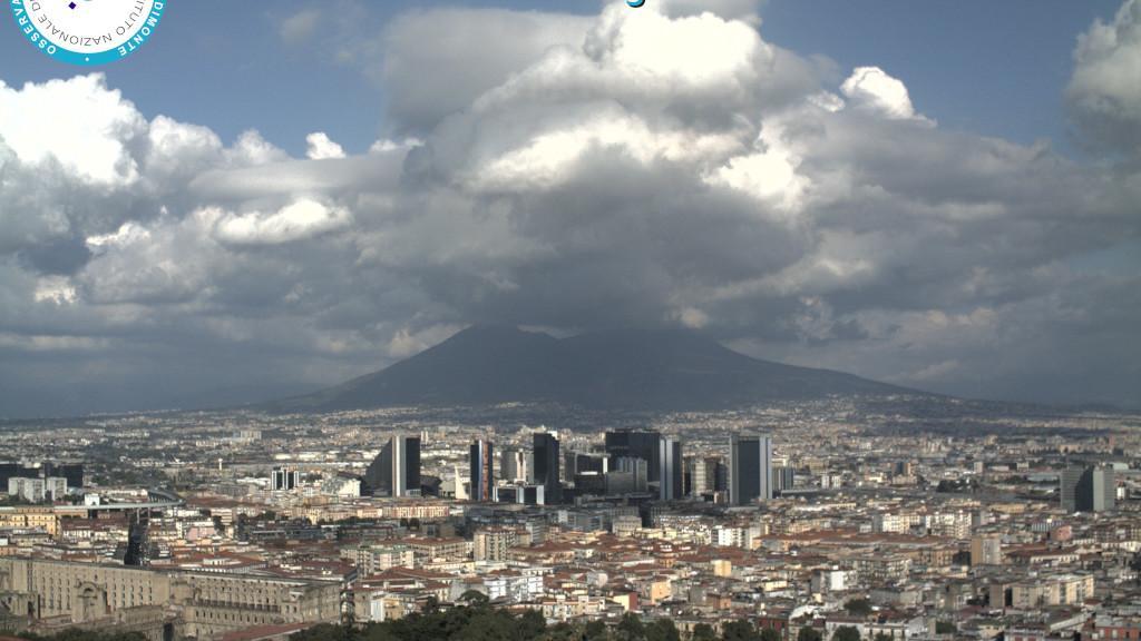Webcam Naples: Mt Vesuvius