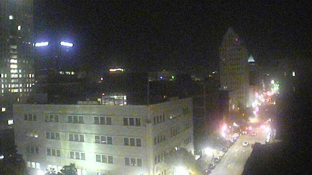 Webcam Birmingham: Downtown − view from McWane Science Ce