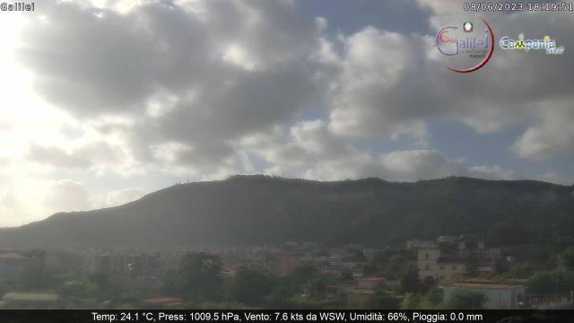 Webcam Villanova: Napoli − San Domenico