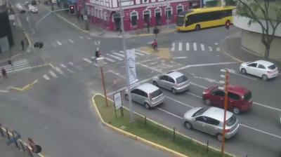 Webcam Joinville: Avenida Juscelino Kubitschek, nº