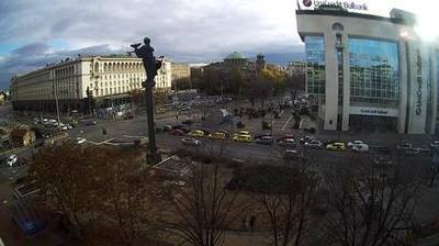 Webcam Sofia: Saint − Statue