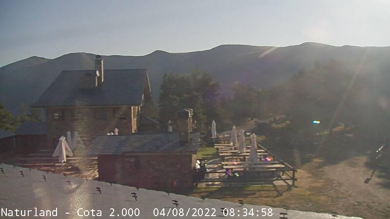 Webcam Juberri: Naturlàndia Camp de Neu