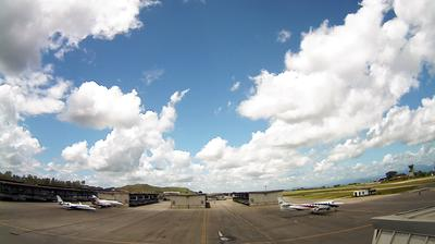 Daylight webcam view from Charallave › East: Charallave Airport