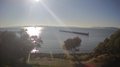 Webkamera San Francisco: San Francisco Bay