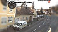 Rechnitz › South: Elektro Schwertner: Filmt die Hauptstraße von - keinen Hof Die Kirche von - und Blickrichtung Hauptplatz - Current