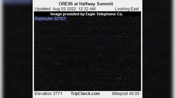 Webcam Pine: ORE86 at Halfway Summit